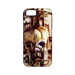 Mad Max Mad Max Fury Road Skull Mask  Apple Iphone 5 Classic Hardshell Case (pc+silicone)
