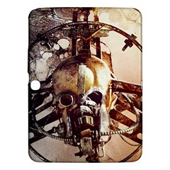 Mad Max Mad Max Fury Road Skull Mask  Samsung Galaxy Tab 3 (10 1 ) P5200 Hardshell Case