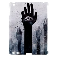 Hand Eye Vector  Apple Ipad 3/4 Hardshell Case (compatible With Smart Cover)