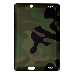 Military Spots Texture Background  Amazon Kindle Fire Hd (2013) Hardshell Case