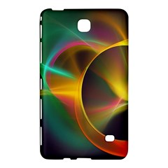 Light Color Line Smoke Samsung Galaxy Tab 4 (7 ) Hardshell Case