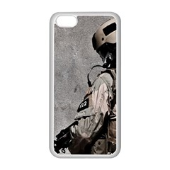 Cool Military Military Soldiers Punisher Sniper Apple Iphone 5c Seamless Case (white)