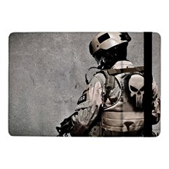 Cool Military Military Soldiers Punisher Sniper Samsung Galaxy Tab Pro 10 1  Flip Case