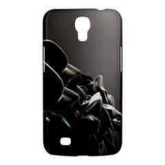 Black White Figure Form  Samsung Galaxy Mega 6 3  I9200 Hardshell Case