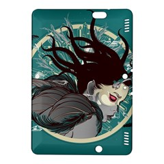 Angel Wings Paint  Kindle Fire Hdx 8 9  Hardshell Case