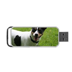 Full 2 Rat Terrier Portable Usb Flash (two Sides)
