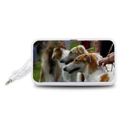 Borzoi Group Portable Speaker (white)