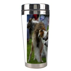 Borzoi Group Stainless Steel Travel Tumblers