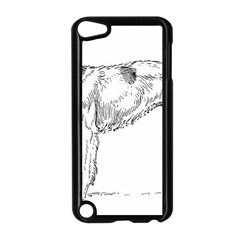 Borzoi Drawing Apple Ipod Touch 5 Case (black)