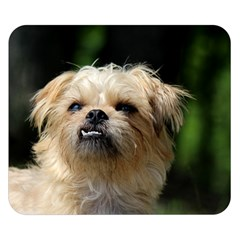 Brussels Griffon Double Sided Flano Blanket (small)