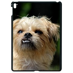 Brussels Griffon Apple Ipad Pro 9 7   Black Seamless Case