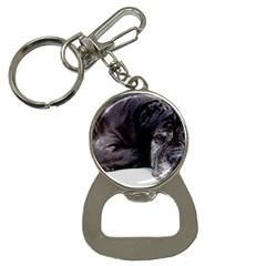Neapolitan Mastiff Laying Button Necklaces