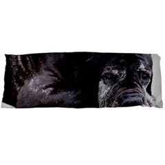 Neapolitan Mastiff Laying Body Pillow Case (dakimakura)