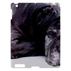 Neapolitan Mastiff Laying Apple Ipad 3/4 Hardshell Case