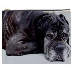 Neapolitan Mastiff Laying Cosmetic Bag (xxxl)