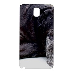 Neapolitan Mastiff Laying Samsung Galaxy Note 3 N9005 Hardshell Back Case
