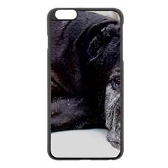 Neapolitan Mastiff Laying Apple Iphone 6 Plus/6s Plus Black Enamel Case