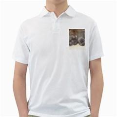 Neapolitan Pups Golf Shirts