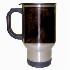 Neapolitan Pups Travel Mug (silver Gray)