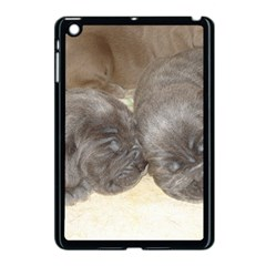 Neapolitan Pups Apple Ipad Mini Case (black)
