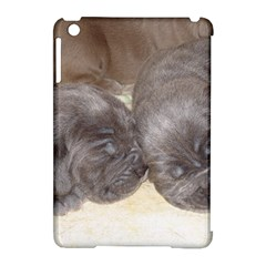 Neapolitan Pups Apple Ipad Mini Hardshell Case (compatible With Smart Cover)