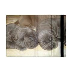 Neapolitan Pups Ipad Mini 2 Flip Cases