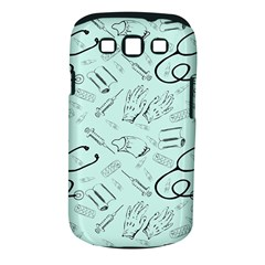 Pattern Medicine Seamless Medical Samsung Galaxy S Iii Classic Hardshell Case (pc+silicone)