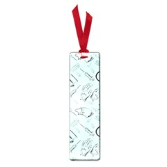 Pattern Medicine Seamless Medical Small Book Marks
