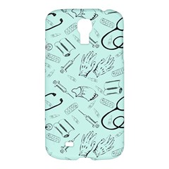 Pattern Medicine Seamless Medical Samsung Galaxy S4 I9500/i9505 Hardshell Case
