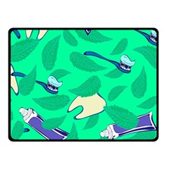 Pattern Seamless Background Desktop Fleece Blanket (small)