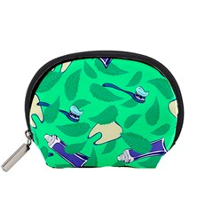 Pattern Seamless Background Desktop Accessory Pouches (small)