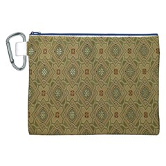 P¨|cs Hungary City Five Churches Canvas Cosmetic Bag (xxl)