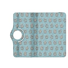 Texture Background Beige Grey Blue Kindle Fire Hdx 8 9  Flip 360 Case