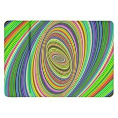 Ellipse Background Elliptical Samsung Galaxy Tab 8 9  P7300 Flip Case