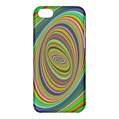 Ellipse Background Elliptical Apple Iphone 5c Hardshell Case