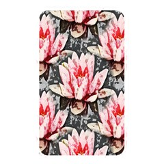Water Lily Background Pattern Memory Card Reader