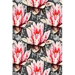 Water Lily Background Pattern 5 5  X 8 5  Notebooks