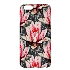 Water Lily Background Pattern Apple Iphone 6 Plus/6s Plus Hardshell Case