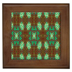 Art Design Template Decoration Framed Tiles