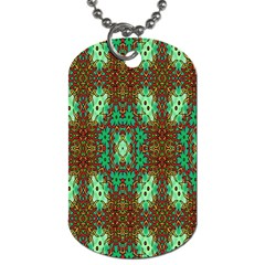Art Design Template Decoration Dog Tag (two Sides)