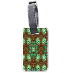 Art Design Template Decoration Luggage Tags (two Sides)