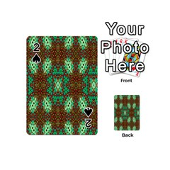 Art Design Template Decoration Playing Cards 54 (mini)