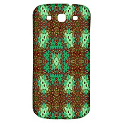 Art Design Template Decoration Samsung Galaxy S3 S Iii Classic Hardshell Back Case