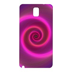 Pink Background Neon Neon Light Samsung Galaxy Note 3 N9005 Hardshell Back Case