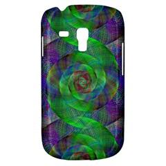 Fractal Spiral Swirl Pattern Galaxy S3 Mini