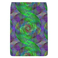 Fractal Spiral Swirl Pattern Flap Covers (s)