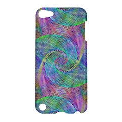 Spiral Pattern Swirl Pattern Apple Ipod Touch 5 Hardshell Case