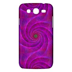 Pink Abstract Background Curl Samsung Galaxy Mega 5 8 I9152 Hardshell Case
