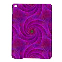 Pink Abstract Background Curl Ipad Air 2 Hardshell Cases