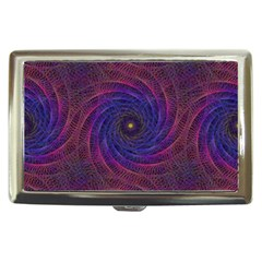 Pattern Seamless Repeat Spiral Cigarette Money Cases